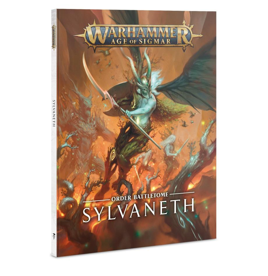 Battletome: Sylvaneth (Hardback) (English)