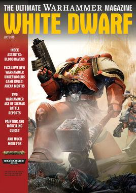 White Dwarf July 2019 (English)