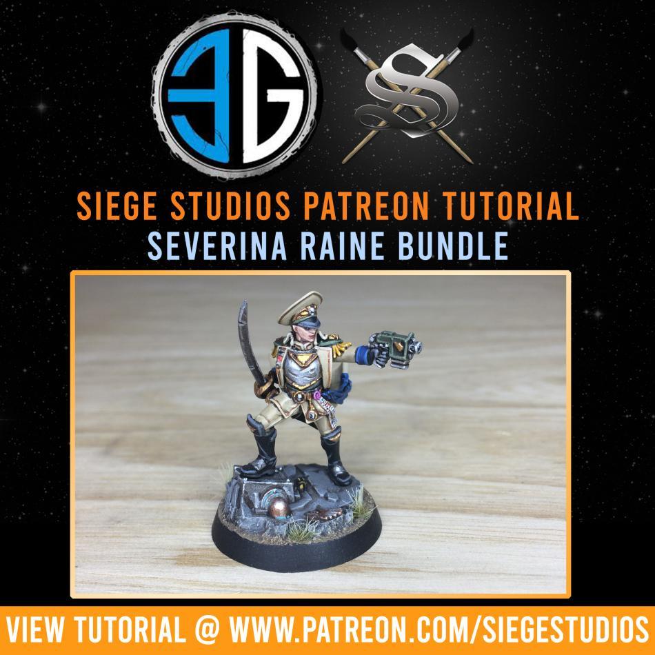 Siege Studios - Severina Paint Bundle