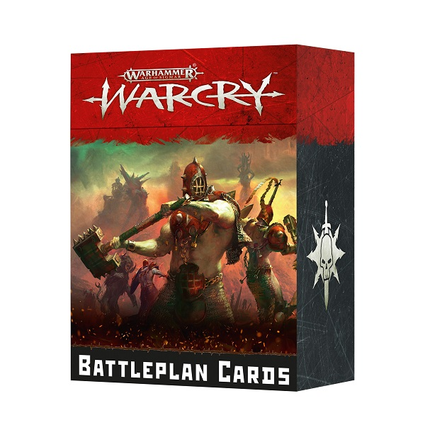 Warcry Battle Plan Cards