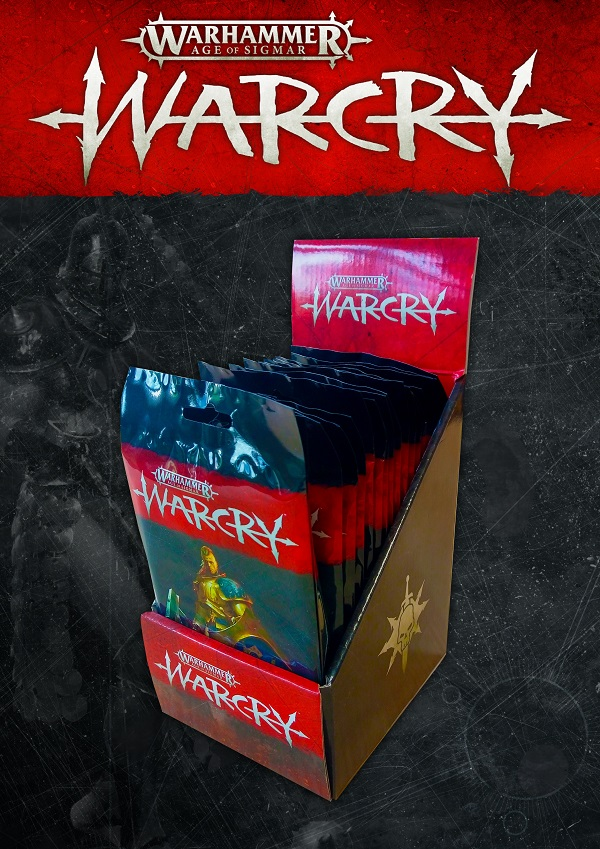 Warcry Daughters of Khaine Card Pack