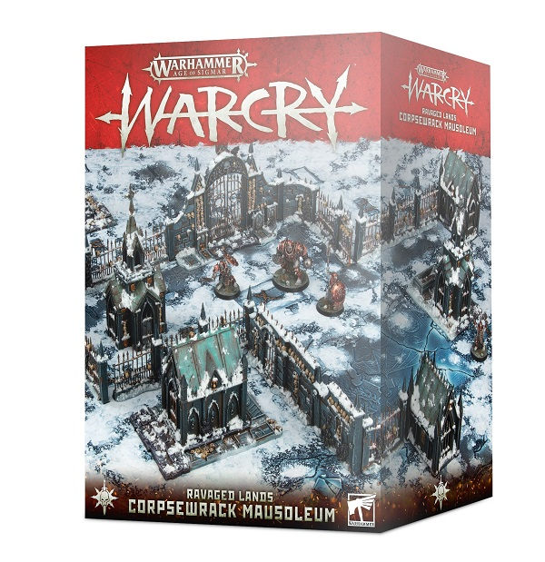 Warcry Corpsewrack Mausoleum
