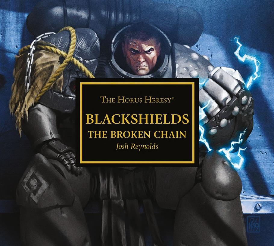 Horus Heresy: The Broken Chain (Audiobook)