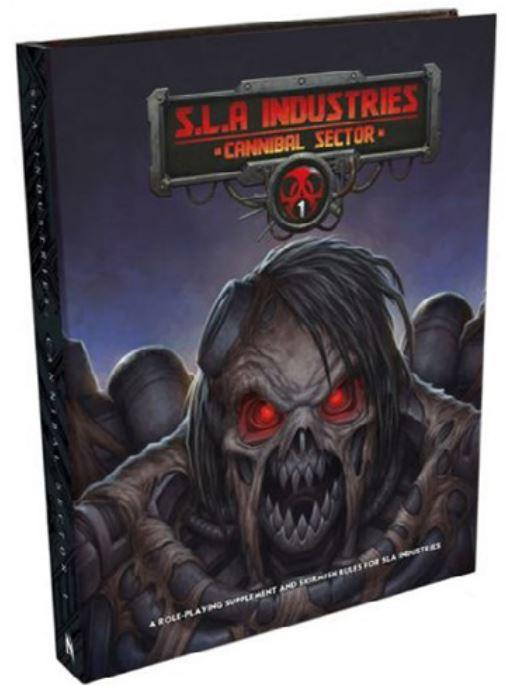 SLA Industries: Cannibal Sector One Expansion Book