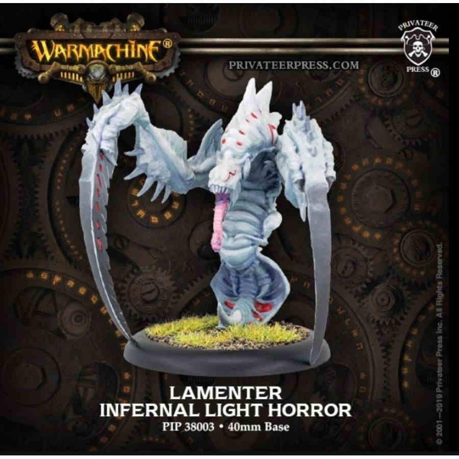 Infernal Light Horror Lamenter    all metal in UK