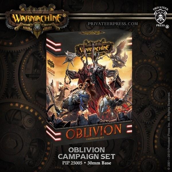WM Oblivion Campaign Set
