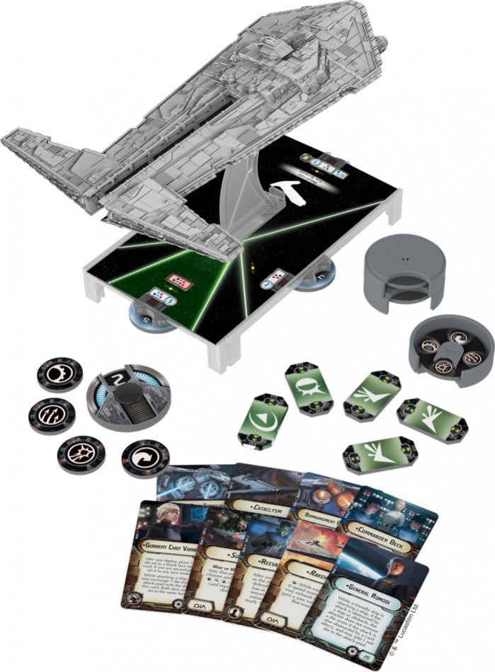 Onager-class Star Destroyer: Star Wars Armada