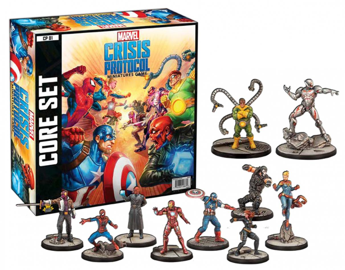 Marvel Crisis Protocol Core