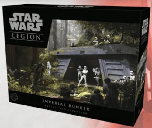 Star Wars: Imperial Bunker Battlefield Expansion