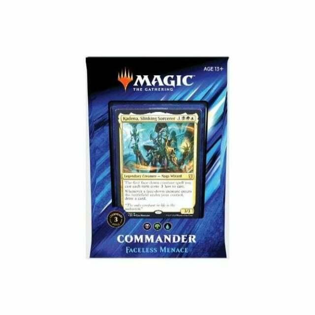 MTG: Commander 2019 - Faceless Menace