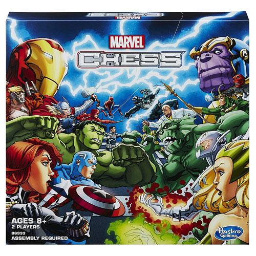 Marvel Chess