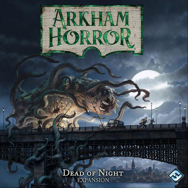 Arkham Horror Third Edition: The Dead of Night