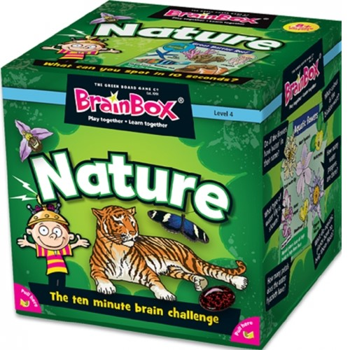 BrainBox Nature (55 Cards)
