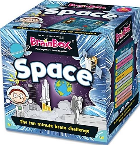 BrainBox Space (72 cards)