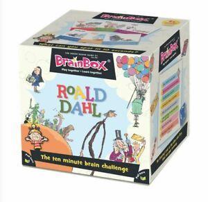 BrainBox Roald Dahl (55 cards)