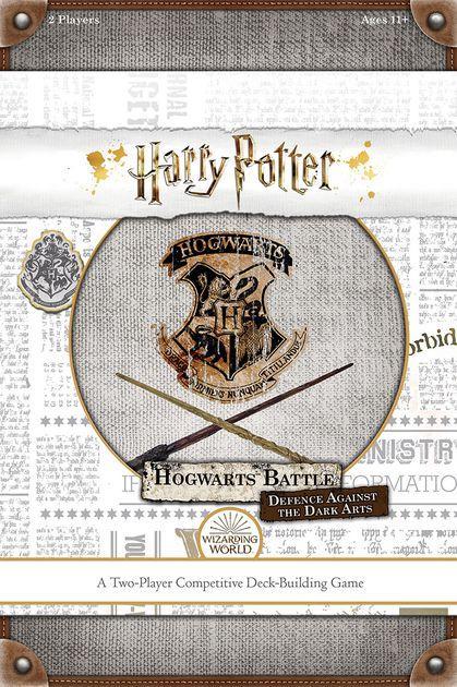 Harry Potter Hogwarts Battle- Defence Against the Dark Arts Expansion