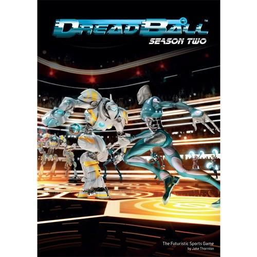 Dreadball - Season 2 Book