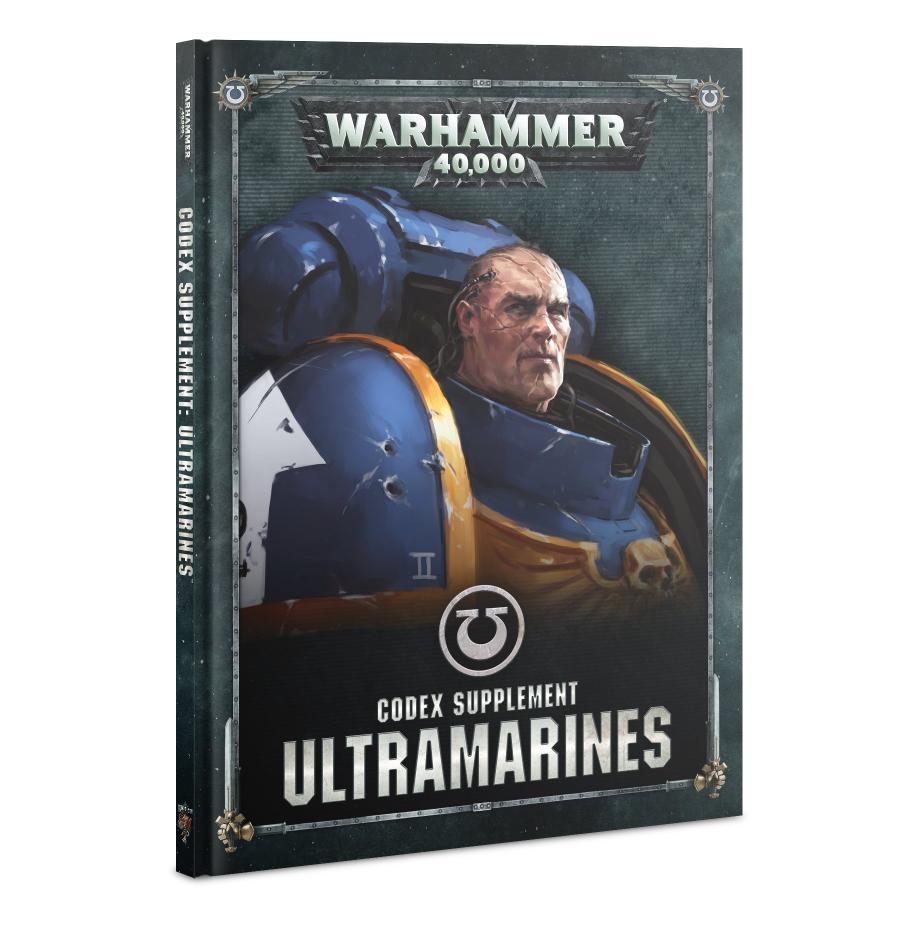 Codex: Ultramarines (Hardback) (English)