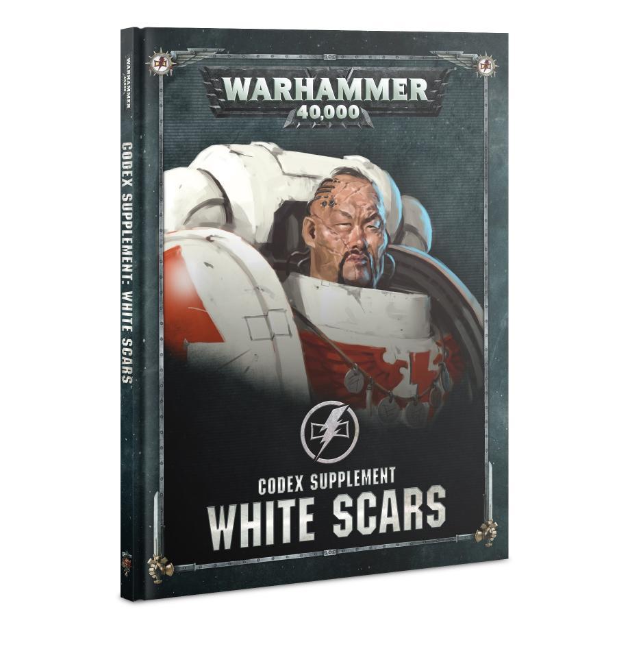Codex: White Scars (Hardback) (English)