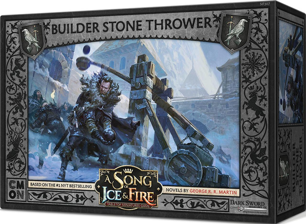 Night's Watch Stone Thrower Crew: A Song Of Ice and Fire Exp.