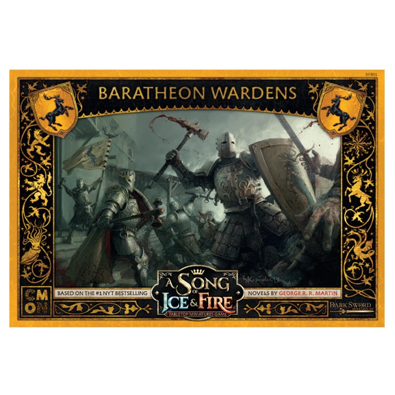 Baratheon Wardens: A Song Of Ice and Fire Exp.