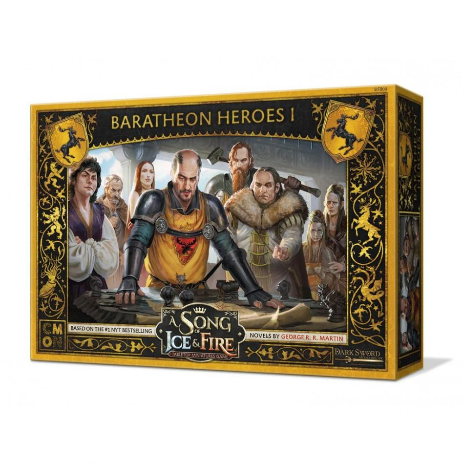 Baratheon Heroes Box 1: A Song Of Ice and Fire Exp.