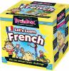 BrainBox Let's Learn French (55 cards)