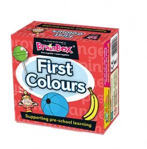 BrainBox First Colours Pre School