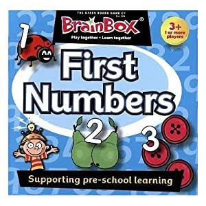 BrainBox First Numbers Pre School
