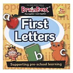 BrainBox First Letters Pre School