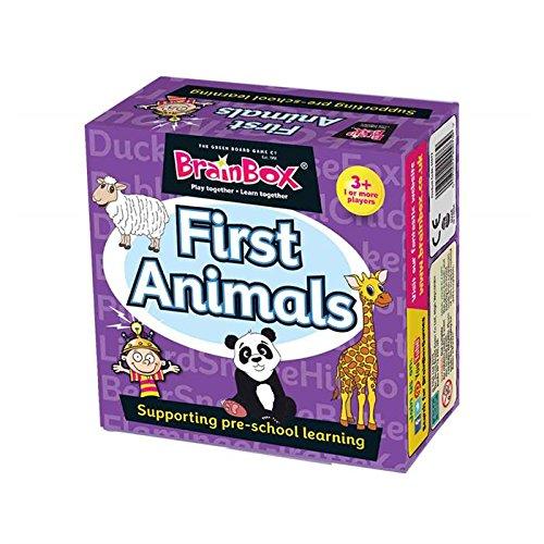 BrainBox First Animals Pre School
