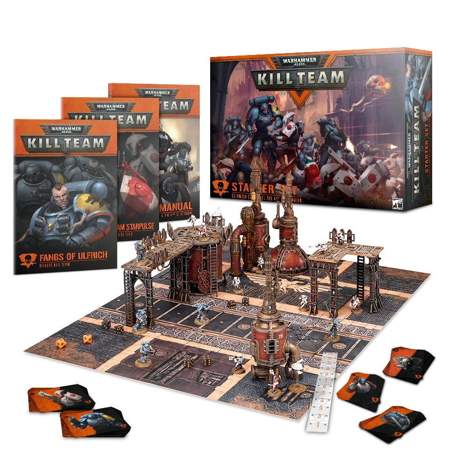 Warhammer 40000: Kill Team (English)