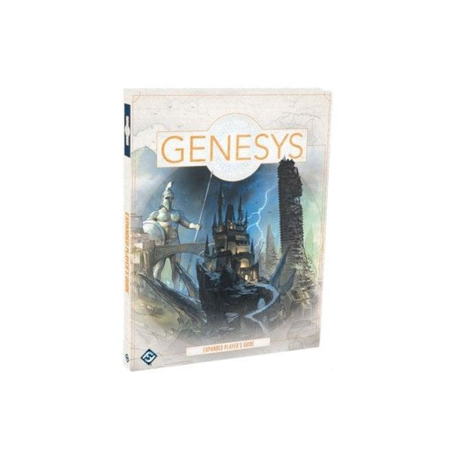 Genesys Expanded Player's Guide