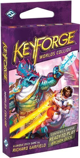 Worlds Collide Deck: KeyForge