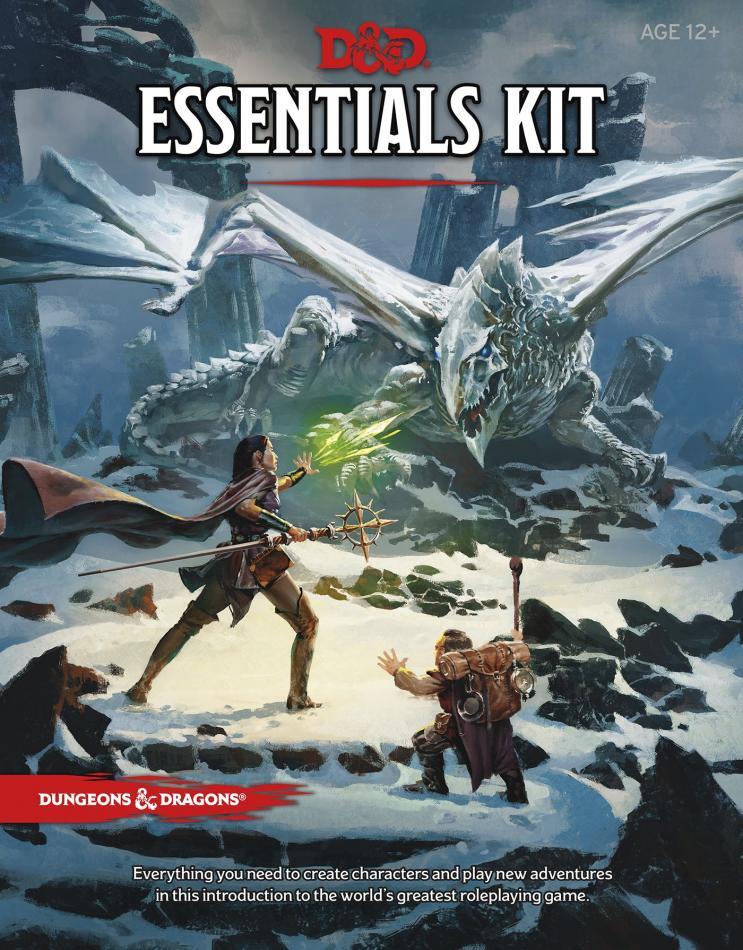 Dungeons & Dragons RPG Essentials Kit (DDN)