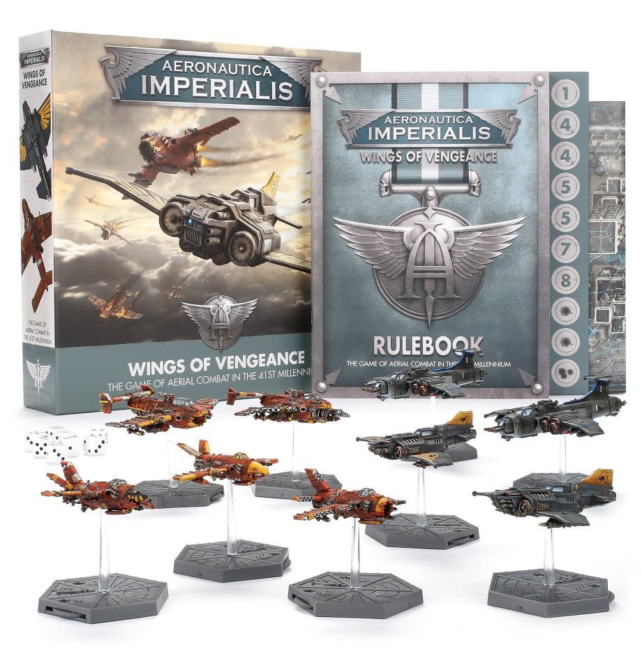 Aeronautica Imperialis: Wings Of Vengeance (English)