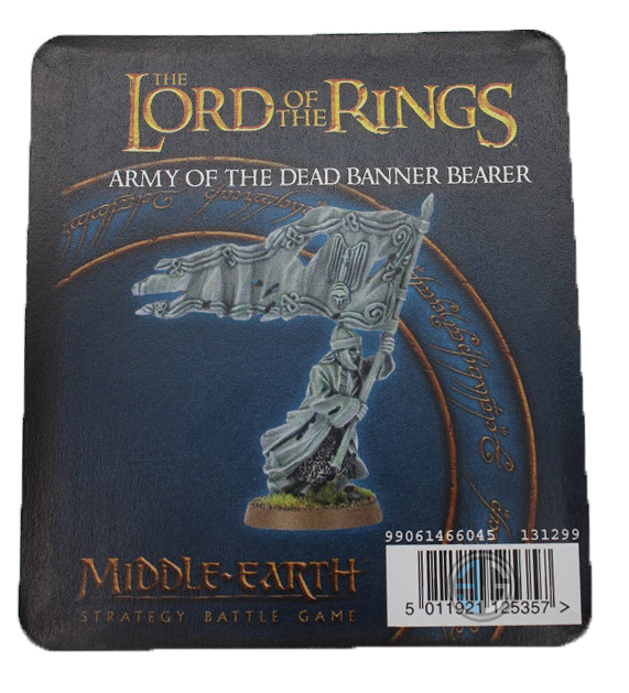 Army Of The Dead Banner Bearer