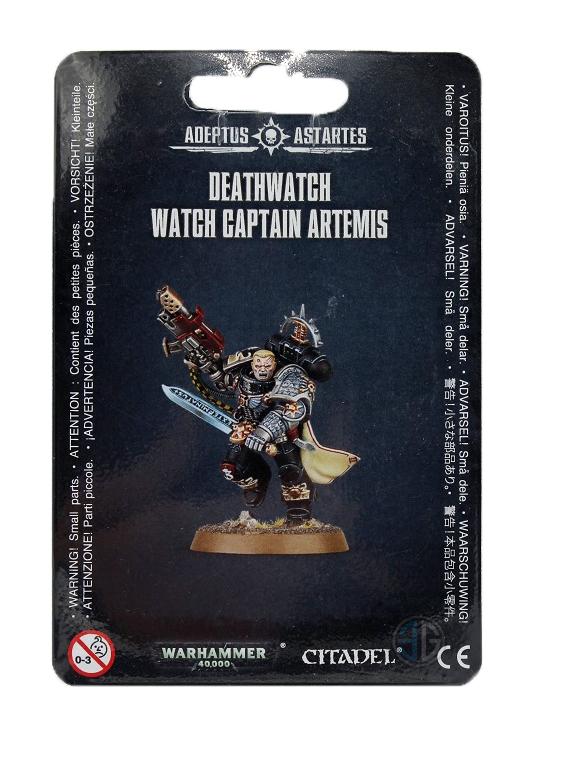 Deathwatch Captain Artemis
