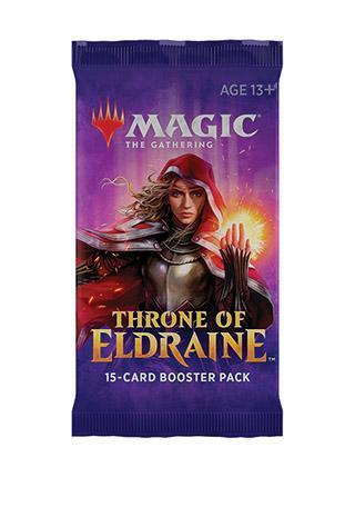 MTG: Throne of Eldraine Single Booster