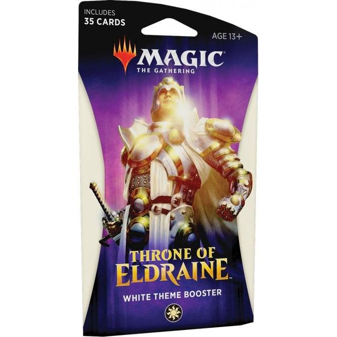 Magic: The Gathering - Throne of Eldraine Theme Booster - White