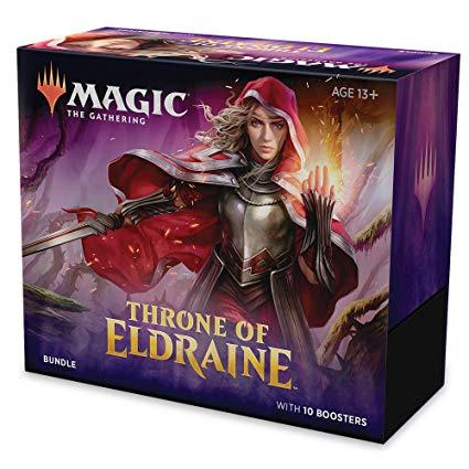 Magic: The Gathering - Throne of Eldraine Bundle