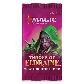 Magic: The Gathering - Throne of Eldraine Collector Single Booster