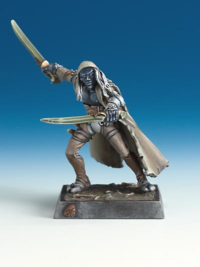 Dark Elf Assassin variant