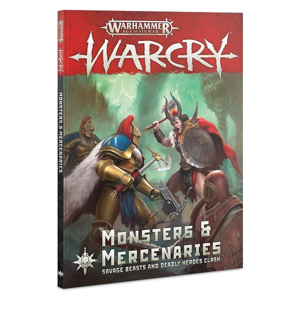 Warcry: Monsters & Mercenaries (English)