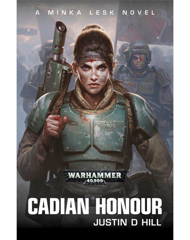 Cadian Honour (Paperback)
