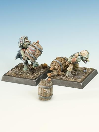 Goblins - Bolgod and Golotag