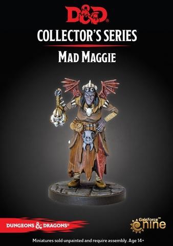 Mad Maggie: D&D Collector's Series Descent into Avernus Miniature
