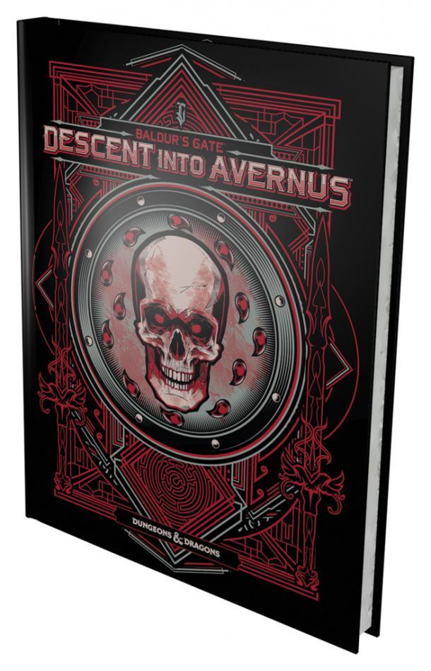 Baldur's Gate: Descent into Avernus (Alternate Cover): Dungeons & Dragons HC (DDN)