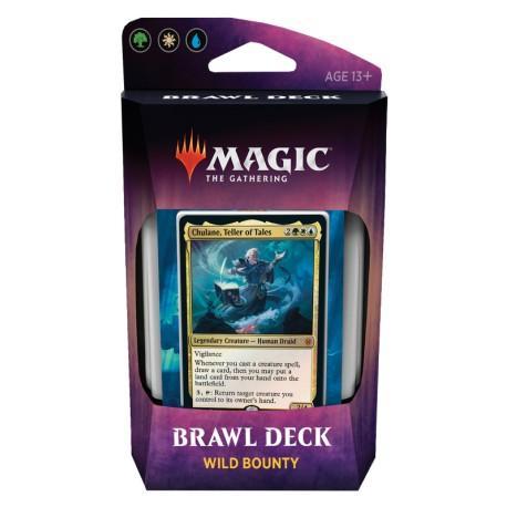 MTG: Throne of Eldraine Brawl Deck - Wild Bounty