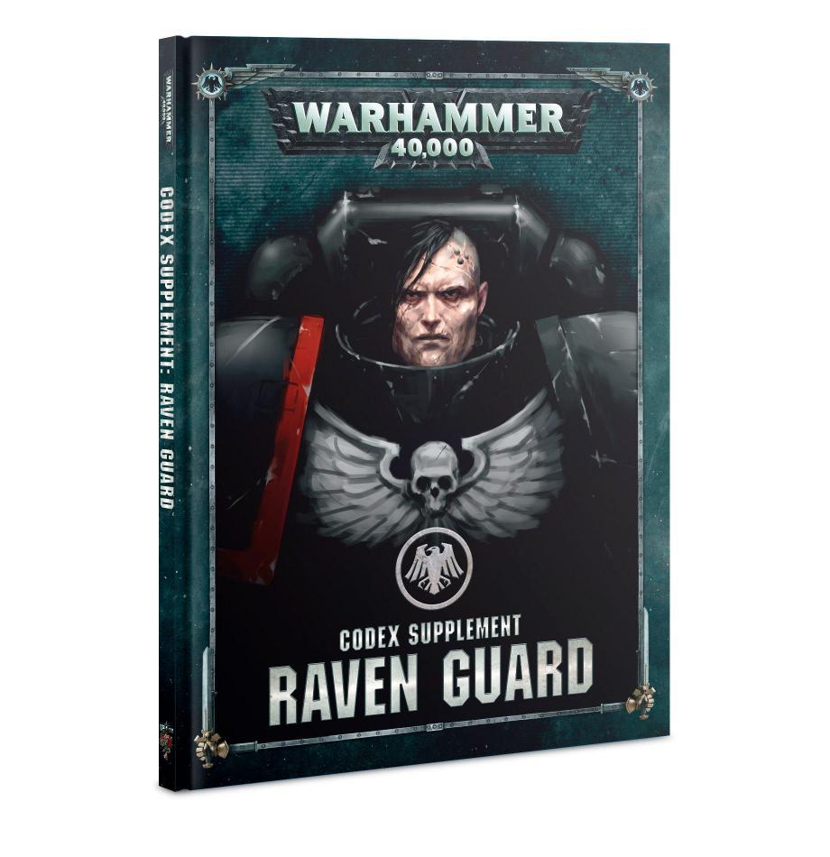 Codex: Raven Guard (Hardback) (English)
